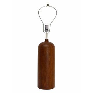 Danish Modern Teak Table Lamp