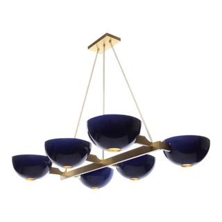 Studio Van den Akker Rectangular Jackson Chandelier For Sale