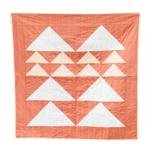 Mountain Quilt in Desert - Image 1 of 3