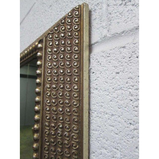 Decorative Gold Gilt Mirror - Image 2 of 3