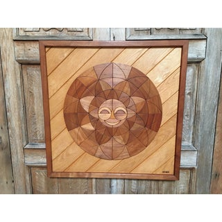 Assemblage of Hard Woods Wall Relief by Dave Criner For Sale