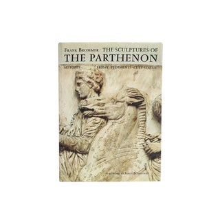 "1979 ""Sculptures of the Parthenon"" Book"