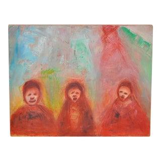 """Sunday"" by Arthur J. Krakower For Sale"
