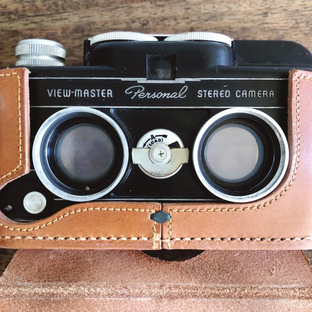 American Vintage View-Master Personal Stereo Camera For Sale - Image 3 of 9