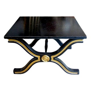 Beautiful España Side Table by Dorothy Draper for Henredon For Sale