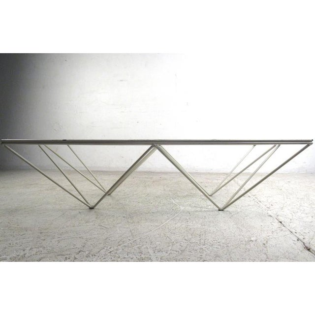 """Alanda"" Coffee Table Attributed to Paolo Piva - Image 5 of 10"