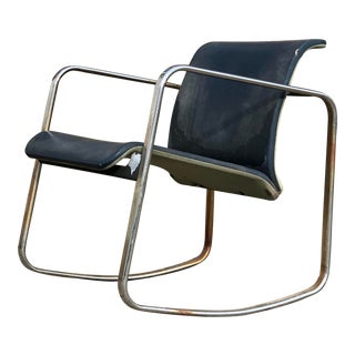 Peter Protzmann for Herman Miller Rocking Chair For Sale