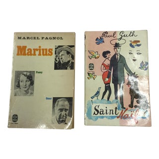 French Classics 1960–70s Literature - Pair