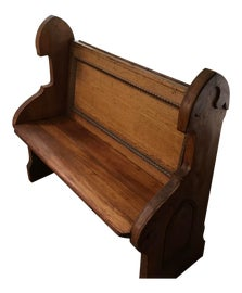 Image of Pew Benches