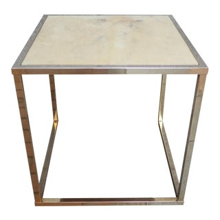 A Coffee Table by Romeo Rega, Italy 70' For Sale