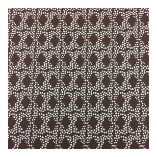 Transitional Scalamandre Pebbles Expresso Fabric - 5 Yards For Sale