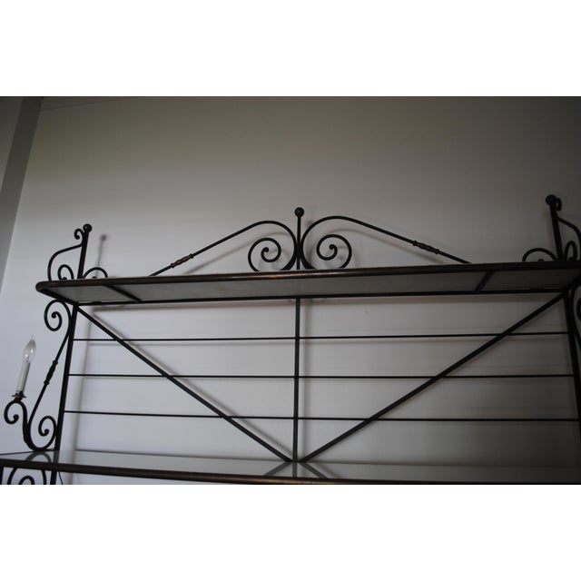 French Bakers Rack or Sideboard - Image 8 of 10