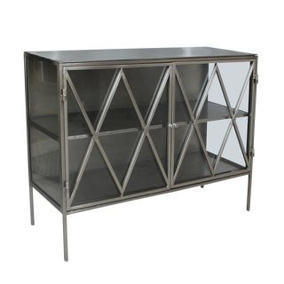 Iron Side Cabinet For Sale