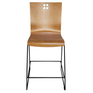 "Modern Leland International ""The Marquette"" Bar Chair For Sale"