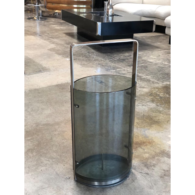 Mid-Century Modern Umbrella Stand by Max Ingrand for Fontana Arte, Italy, 1960s For Sale - Image 3 of 10