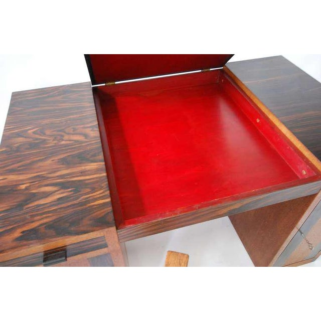 Art Deco Game Table or Desk Attributed to Francis Jourdain For Sale - Image 3 of 10