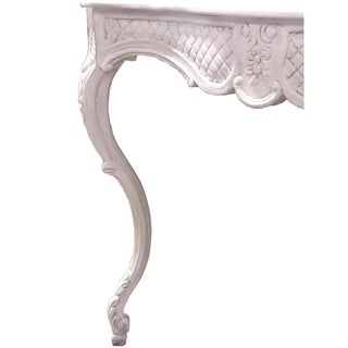 French Carved Louis XVI Stlye Wall Console Preview