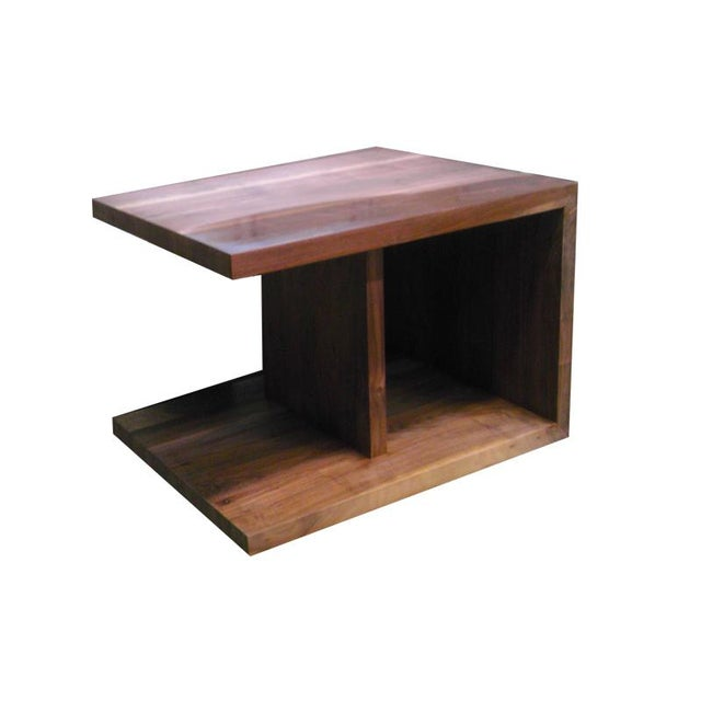 "Slant LA Custom to Order ""Into the Woods"" Collection Table For Sale - Image 4 of 4"