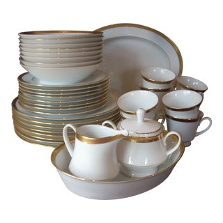 Noritake China Service for 8 - Set of 40 For Sale