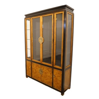 1970s Vintage Raymond Sabato for Century Furniture China Hua Cabinet Preview