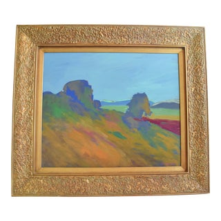 Juan Guzman, Ojai California Landscape Oil Painting For Sale