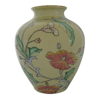 Ceramic Ginger Jar Vase
