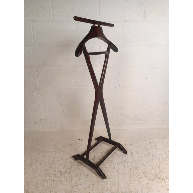 Mid-Century Modern Mid-Century Modern Valet by Ico Parisi for Fratelli Reguitti For Sale - Image 3 of 13