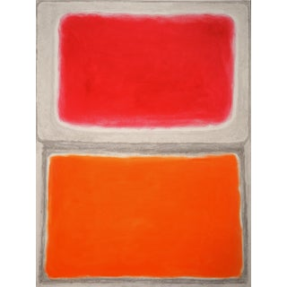 Rothko Surprise #96 Original Oil Painting For Sale