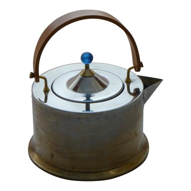 Vintage Carsten Jorgensen Danish Modern Bodum Osiris Teapot For Sale