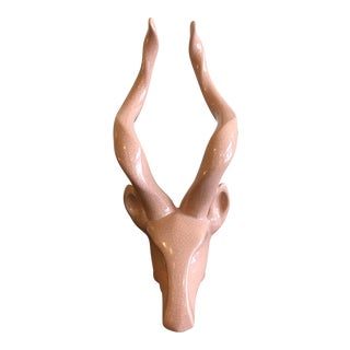 1980s Jaru Kudu Sculpture For Sale