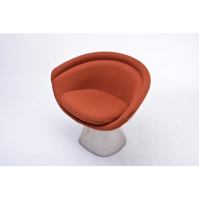 Knoll International Warren Platner Lounge Chair for Knoll International, 1966 For Sale - Image 4 of 8