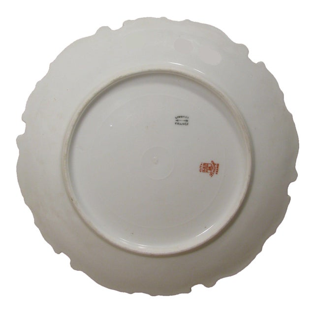 French Limoges Serving Pieces, S/4 For Sale - Image 6 of 9