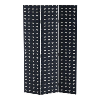Triangle Black Straight Screen For Sale