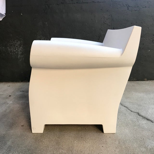 philippe starck for kartell bubble club chair chairish