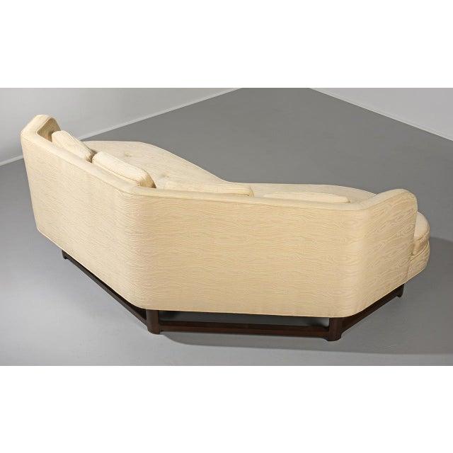 Dunbar Furniture Edward Wormley for Dunbar 'Janus' Sofa Model 6329, Circa 1950s For Sale - Image 4 of 11