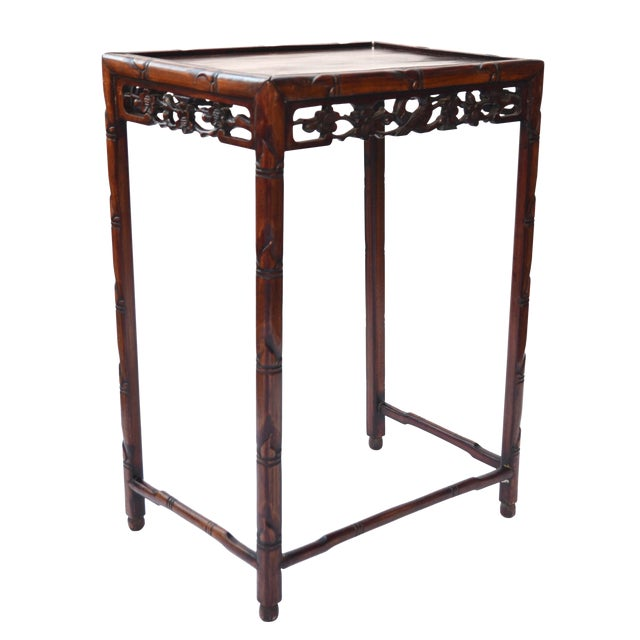 Chinese Side Table Qing Dynasty 19th C For Sale