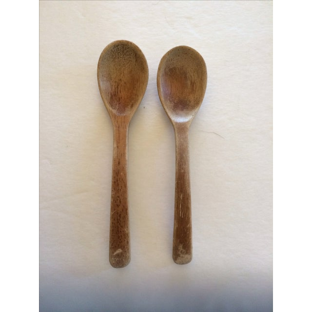 Vintage Wooden Spoon Collection - Set of 6 - Image 4 of 9