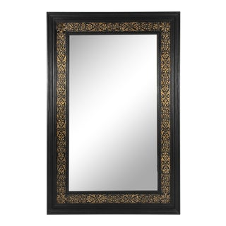 Rectangular Renaissance Style Mirror For Sale