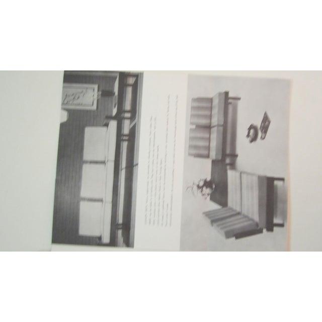 "Martin Borenstein ""Variations"" Modular Living Room Set - Set of 3 - Image 9 of 12"