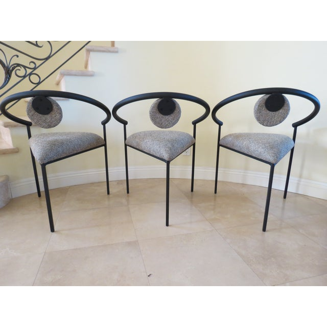 New Completely Restored Memphis Style Chairs - S/3 - Image 7 of 10