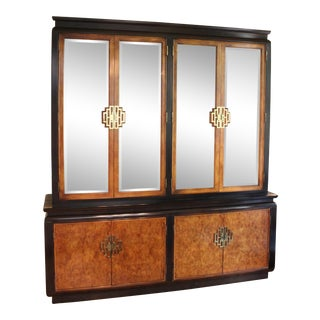 Century Chin Hua China and Display Cabinet