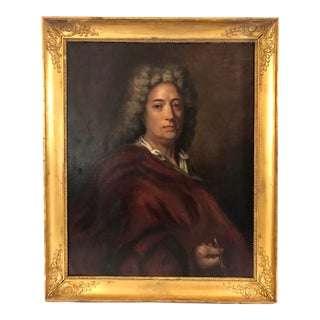 Portrait of a Gentleman (Unsigned) For Sale