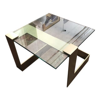 Donghia Anchor Side Table For Sale