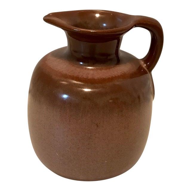 Frankoma Pottery Pitcher For Sale