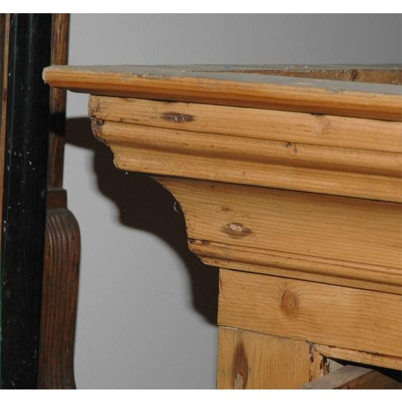 Two Door Pine Cabinet For Sale - Image 5 of 9