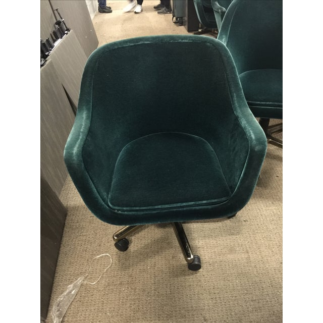 "Geiger Brickel ""Bumper"" Conference Chair - Image 2 of 10"