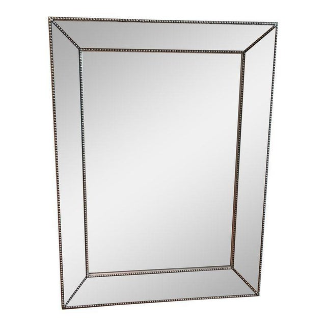 Restoration Hardware Venetian Beaded Mirror - Image 8 of 8