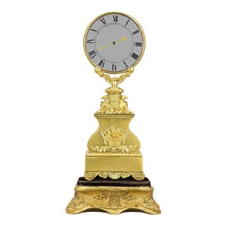 Mystery Clock by Robert Houdin For Sale