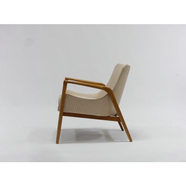 Ib Kofod-Larsen Pair of Lounge Chairs by Ib Kofod Larsen For Sale - Image 4 of 11
