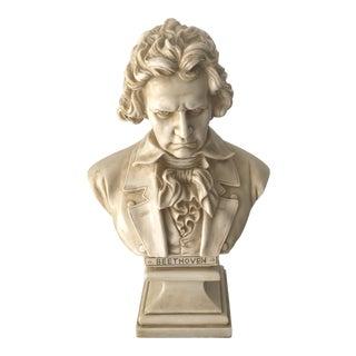 Vintage Beethoven Bust For Sale